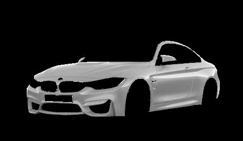 Цвета кузова M4 Coupe (F82)